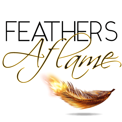 Feathers Aflame